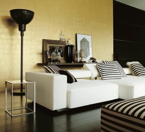 schwarz-weiß-in-streifen-tisch