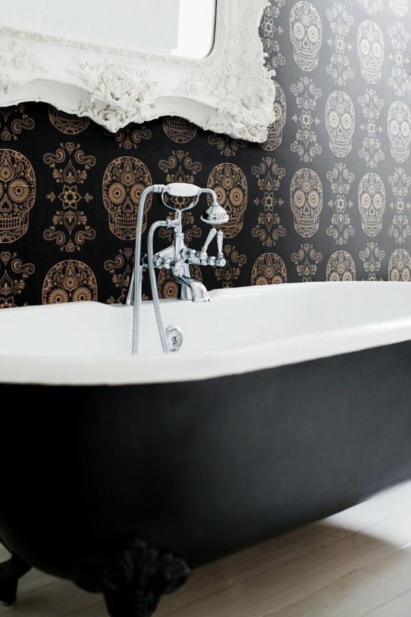 Wasserfeste Tapete Im Bad : Tapete badezimmer decke ~ Mosaik Tapete aus China Mosaik Tapete
