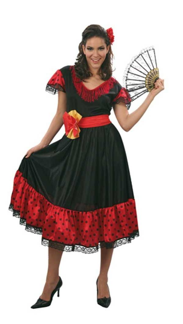 selbstgemachte-kostüme-flamenco