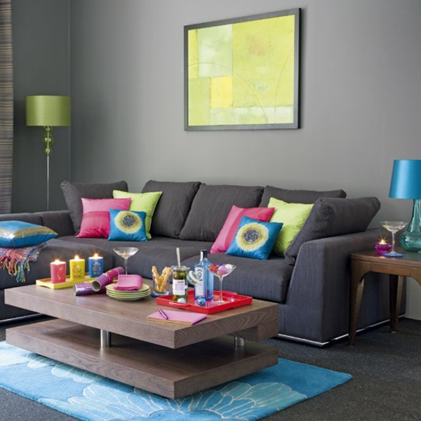 einrichten mit farben graue farbe mehr als melancholie. Black Bedroom Furniture Sets. Home Design Ideas