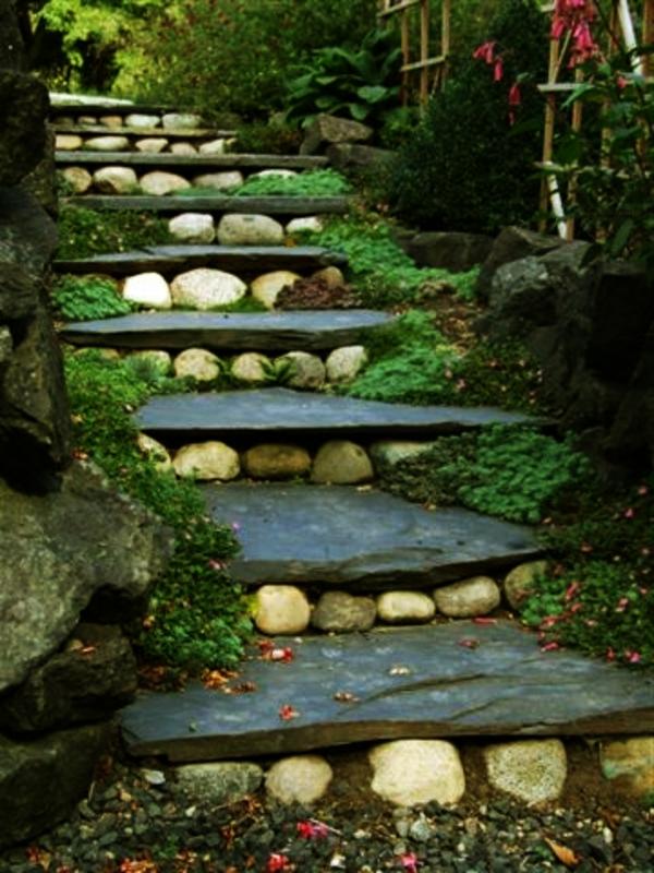 stein-treppenstufen-sehr-gut-selber-gebaut-wunderschönes bild