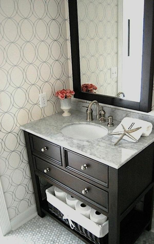 Feuchtraumtapete f r ihr badezimmer - Badezimmer erneuern ...