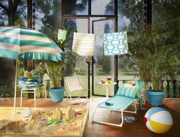 Strandstuhl-Ikea-strandzimmer-zu-Hause-bunte-Gestaltung