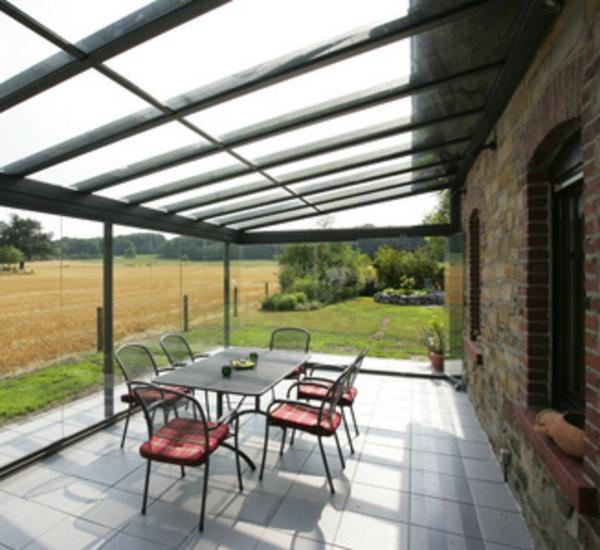 Modernes Glashaus U2013 41 Kreative Beispiele!