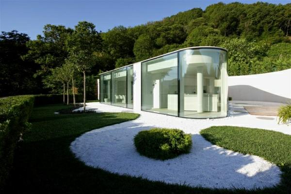 super-idee-für-modernes-glashaus-schöne naturumgebung