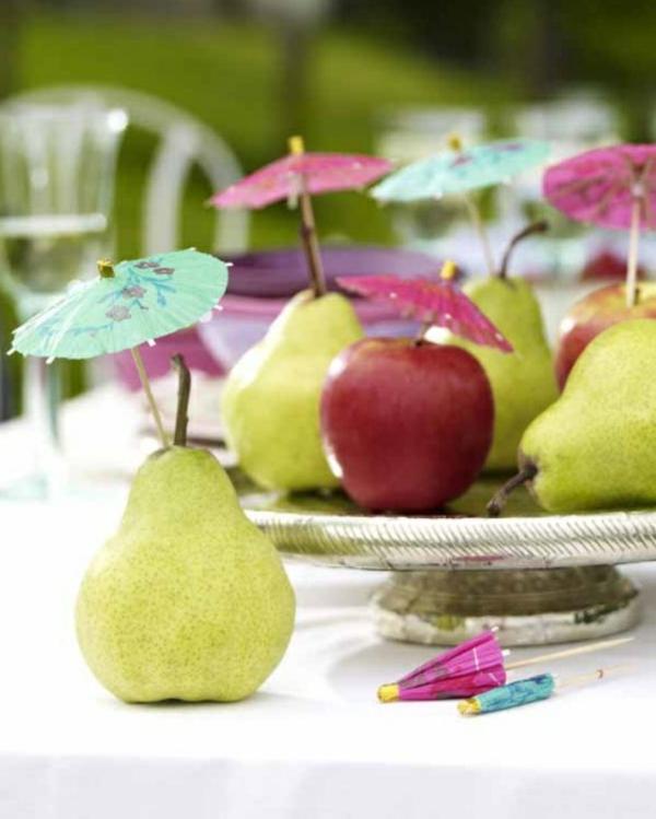 Coole Tischdeko sommerliche tischdeko 39 coole ideen archzine