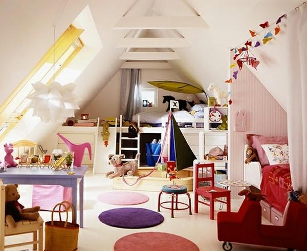 Dachgeschoss Wohnungen Einrichten Ideen : Sie Sollen Ein Dachgeschoss .