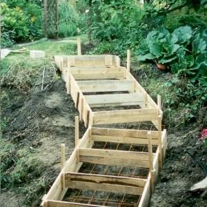 Gartentreppe selber bauen - 40 super Beispiele!