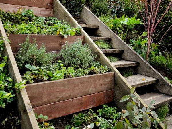 Gartentreppe Selber Bauen 40 Super Beispiele Archzine Net