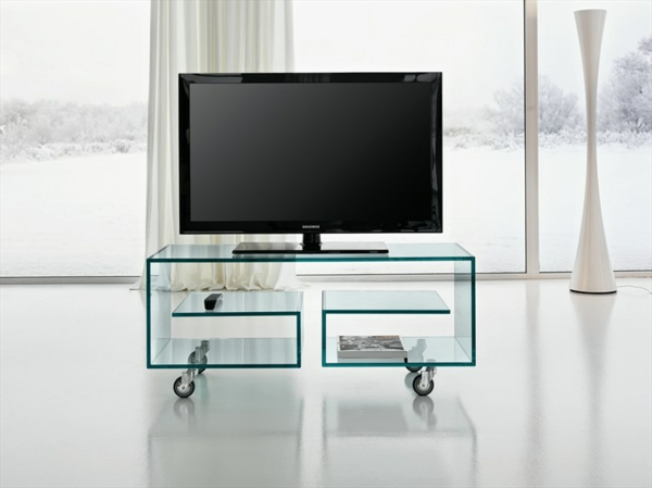 design tv m bel auf rollen neuesten design kollektionen f r die familien. Black Bedroom Furniture Sets. Home Design Ideas