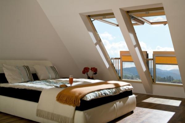 velux-dachbalkon-schlafzimmer