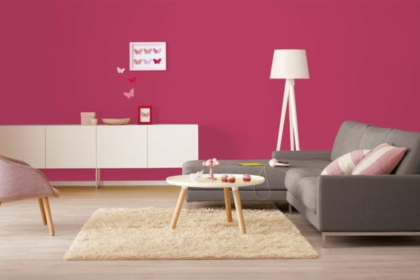 Brombeere Wandfarbe ~ Alle Ihre Heimat Design Inspiration
