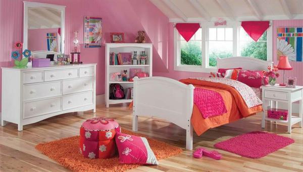 Pinke wandfarbe 31 super beispiele - Wandfarbe fuchsia ...
