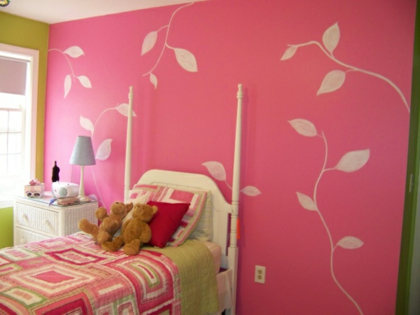 Wandfarben Kinderzimmer   Möbelideen