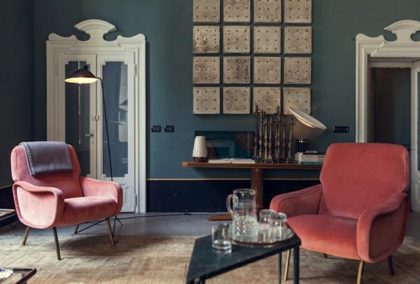 streichen taubenblau die neuesten innenarchitekturideen. Black Bedroom Furniture Sets. Home Design Ideas