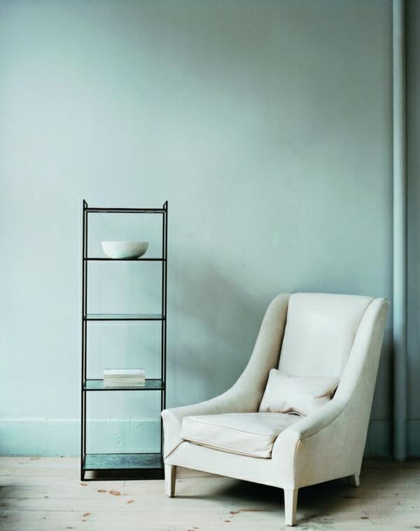 wandfarbe taubenblau die neuesten innenarchitekturideen. Black Bedroom Furniture Sets. Home Design Ideas