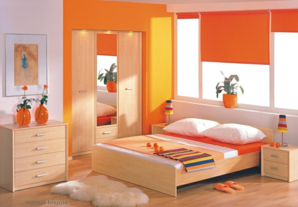 wandfarben kombinationen machen spa. Black Bedroom Furniture Sets. Home Design Ideas