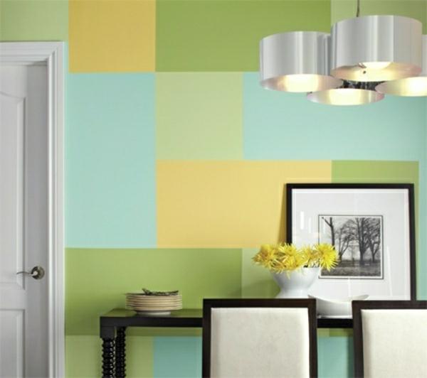 Wandfarben Kombinationen machen Spaß!
