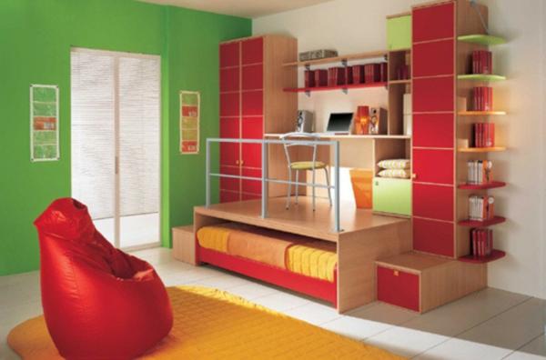 bedroom color combinations, bedroom, color combinations, colorful design