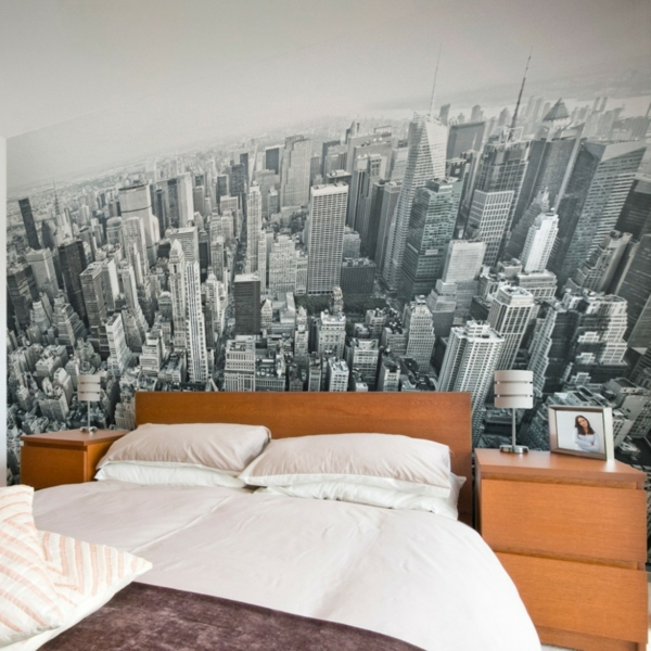 Uberlegen Wandmalerei Ideen New York