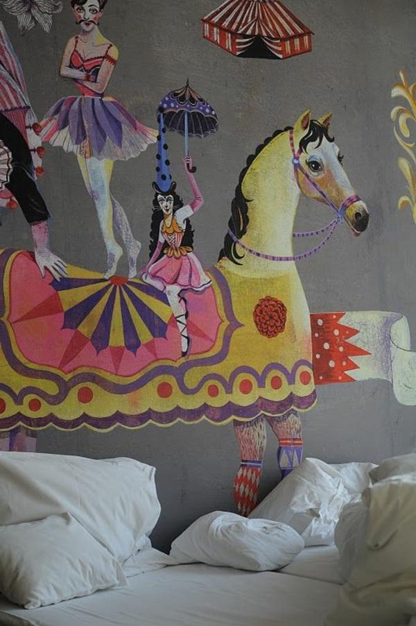 wandmalerei-ideen-zirkus
