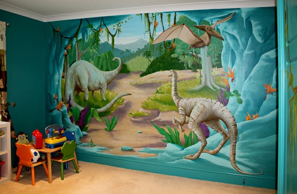 wandmalerei-im-kinderzimmer-jurassic-park