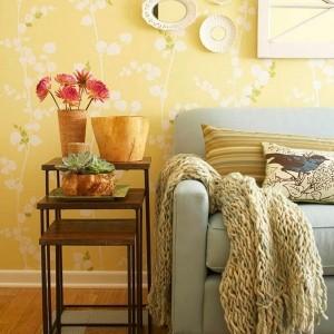 Wohnzimmertapete - neue Vorschläge für jeden Geschmack!