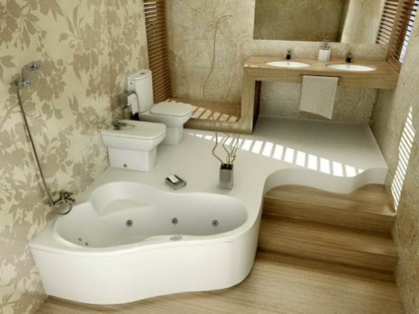 Feuchtraumtapete f r ihr badezimmer - Nice arredo bagno ...