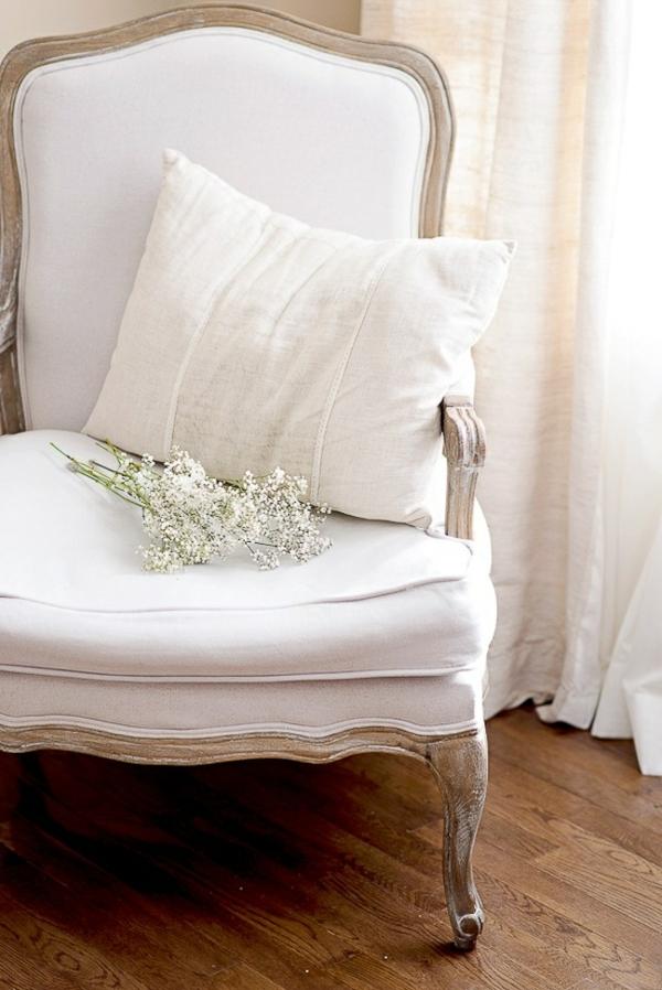 Einrichten mit Farben: Weiße Farbe – die göttliche Helligkeit!