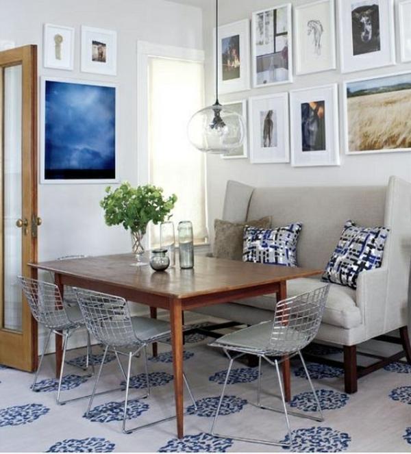 wohnideen-Küchenwand-mit-schöne-bildern-dekorieren