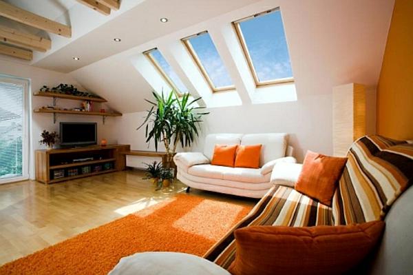 Fantastisch Möchten Sie Ein Traumhaftes Dachgeschoss Einrichten? 40 Tolle Ideen!