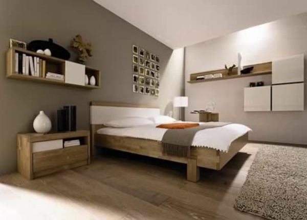 zimmergestaltung -ideen-Schlazimmer-mit-natürlichen-Elementen