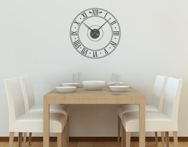 tatoo- Uhren-tisch
