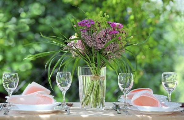 Die Italienische Tischdeko F R Alle Jahreszeiten