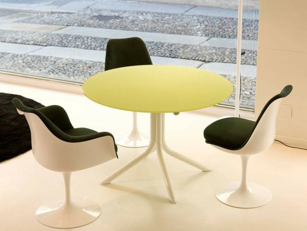 Tulip-Table-retro-Sessel-Stil