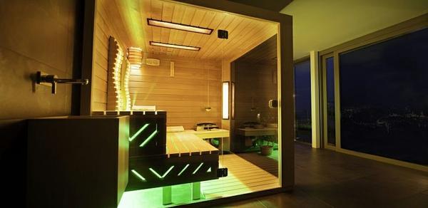 sauna-grüne-lichter
