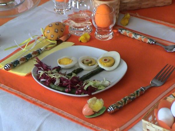 Tischdeko-für-die-Oster
