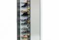 Schuhschrank mit Spiegelfront für eine schicke Flur – Gestaltung