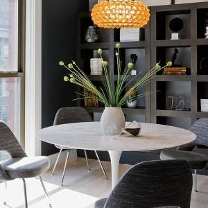 Der Tulip Tisch bleibt immer modern!