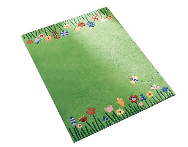 HABA-Teppich-grün