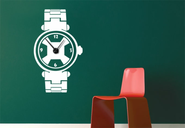 tatoo- Uhren-retro