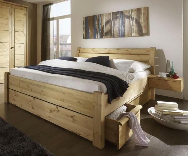 das doppelbett mit schubladen 25 super tipps. Black Bedroom Furniture Sets. Home Design Ideas