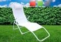 Die Relaxliege mit Kippfunktion für eine richtige Entspannung!