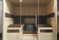Glas-Sauna Wellness zu Hause!