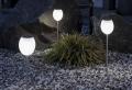 Solar Gartenleuchten – kreative Ideen