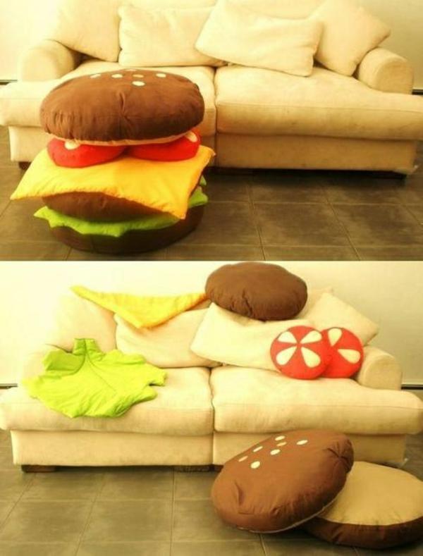 Außergewöhnliche-Dekoration-kissen-sandwich
