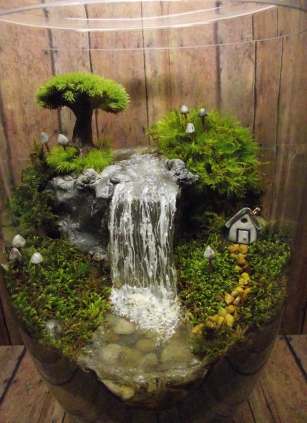 Außergewöhnliche-Dekoration-terrarium