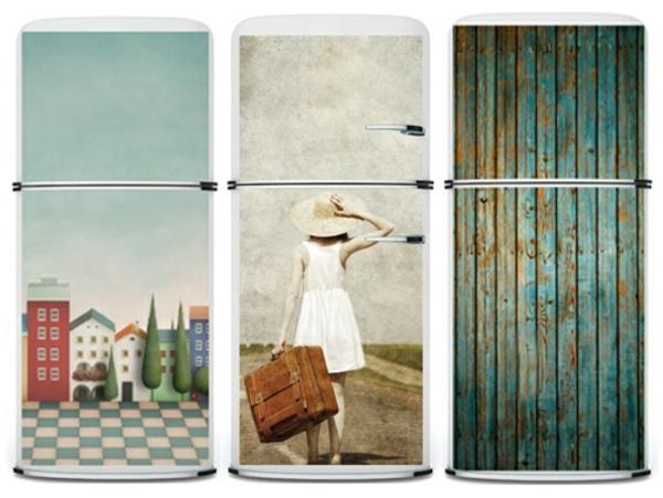 Kühlschrank Folie : Coole kühlschrank aufkleber! archzine.net