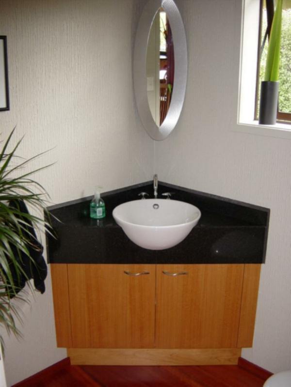 Superior Eckwaschbecken Mit Unterschrank Fürs Badezimmer!