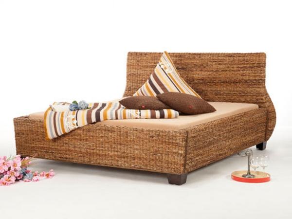 Bananenblatt-Bett-Bio-Materialien-Design